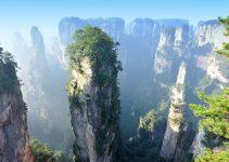 How do you get to Zhangjiajie?